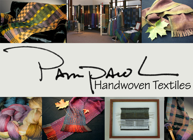 Welcome to Pam Pawl Textiles