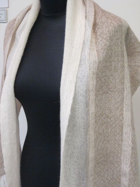 meandering scarf
